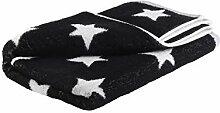 axentia Handtuch mit Sternen aus 100 % Baumwolle,