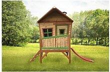 Axi Kinder Spielhaus Iris - das Stelzenhaus mit