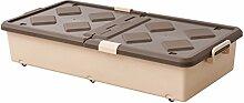 Axiba- Bett Kunststoff Aufbewahrungsbox