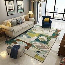 Axiba Couchtisch Sofa im Wohnzimmer Baby Teppich