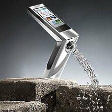 axiba Digital Electric Küchenarmatur Touch Typ