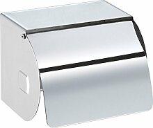 Axiba- Edelstahl Papierhandtuchhalter Toilettenpapierhalter Papierhalter Badezimmer-Toilettenpapier-Halter-Badezimmer-Toilette