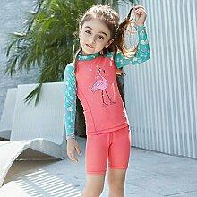 Axiba Kinder Badeanzug Mädchen Kind Sonnenschutz
