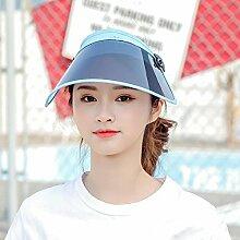 Axiba Outdoor-Sonnenschutz Dame Gesicht Sonne