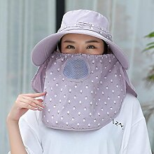 Axiba Outdoor-Sonnenschutz Kappe Abdeckung Gesicht