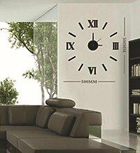 Axiba Quarz Uhr DIY Uhr Wohnzimmer Schlafzimmer