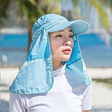 Axiba Sonnenblende Hut Sommer Outdoor Sonnenschutz