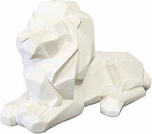 Axjzh Abstrakte Carving Statue Skulptur