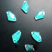 Axtform Gelee Candy Glas Kristall Flatback mit