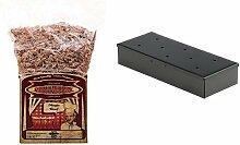 Axtschlag Räuchermehl, Sawdust Magic Beef, Holz,