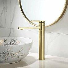 AXWT Aufsatz-Waschbecken-Armaturen Europa Gold