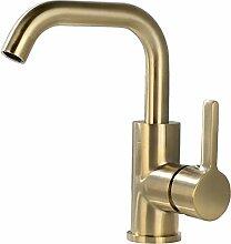 AXWT Bad Wasserhahn Warmes und kaltes Wasser