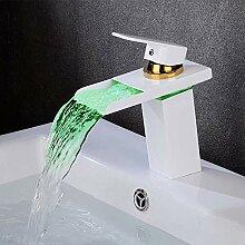 AXWT Badarmaturen Becken Waschbecken Wasserhahn