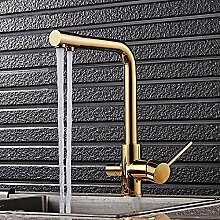 AXWT Gold Alle Bronze Kaltwärme Küche