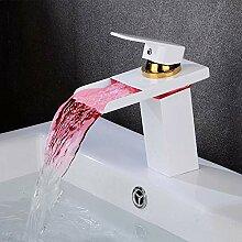 AXWT Moderne Waschbecken Wasserhähne Bad
