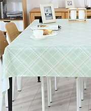 AYEMOY Tischdecke Wasserdicht Und ölbeständig