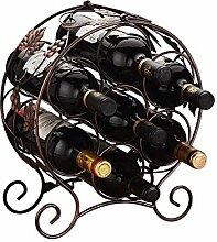 AYHa Kreatives Weinregal   Flaschenständer mit
