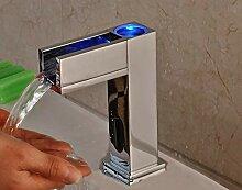 AYHa Led Auslauf Waschbecken Wasserhahn