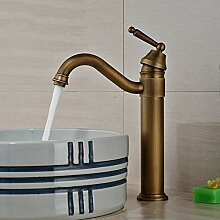 Ayhuir Antikes Kupfer Waschbecken Wasserhahn