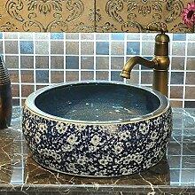 Ayhuir Jingdezhen Keramik waschbecken waschbecken