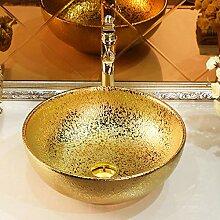 Ayhuir Keramische goldene Kunst im europäischen