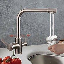 Ayhuir Küchenarmaturen Edelstahl Küchenfilter