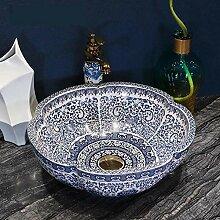 Ayhuir Kunst Waschbecken Keramik