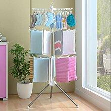 AYNEFY Wäscheständer Standtrockner Klappbar