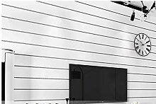 Ayzr Moderne Holz- Wallpaper Schlafzimmer Tapete