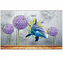 Ayzr Wall Mural Custom Tapete For Walls 3 D