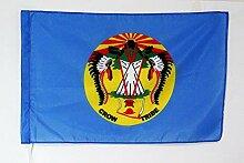 AZ FLAG Flagge ABSAROKEE VON Montana 150x90cm -