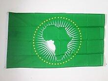 AZ FLAG Flagge AFRIKANISCHE Union 90x60cm - Afrika