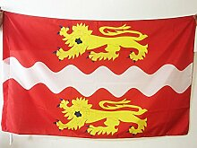 AZ FLAG Flagge DÉPARTEMENT Seine Maritime 90x60cm