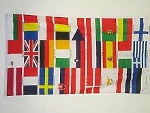 AZ FLAG Flagge Europa 27 LÄNDER 150x90cm -