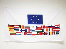 AZ FLAG Flagge EUROPÄISCHE Union 28 LÄNDER
