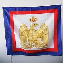 AZ FLAG Flagge Napoleon Bonaparte 90x90cm - Kaiser