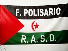 AZ FLAG Flagge WESTSAHARA FREIE 90x60cm -
