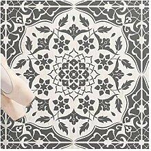 AZAR FLIESE Wand Möbel Schablone für Malerei -