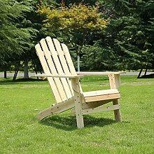 AZBRO Adirondack Gartenstuhl/Muskoka Stühle, Holz