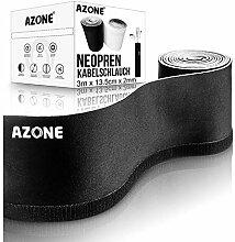 AZONE Kabelkanal Weiß/Kabelkanal Schwarz |