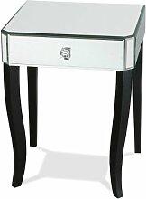 Azura Furniture Le Chambon Spiegel Beistelltisch