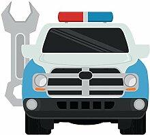 azutura Wartung Fahrzeug Wandtattoo Rettung Auto