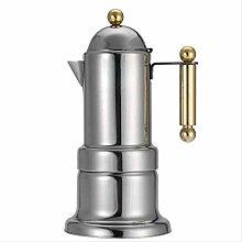 AZYJBF Espressomaschine/Kaffeemaschine/Moka-Kanne: