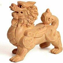 Azyq Chinesische Feng Shui Pixiu/Piyao Statuen