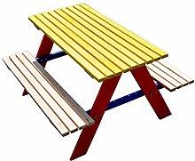 AZZAP Kindersitzgarnitur Kinder sitzgruppe Tisch