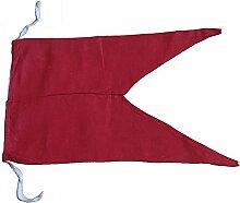 B–International Maritime Signal Code Flagge, 100% Baumwolle, 20,3x 33cm–Marine/Nautical/Boo