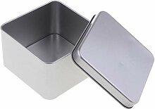 B Blesiya 1 Stücke Metall Mini Blechdose