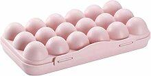 B Blesiya 12/18 Eierhalter Kunststoff Eierbox