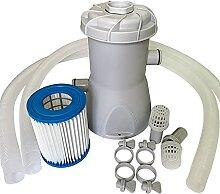 B Blesiya 1pc Elektrische Wasserfilterpumpe für