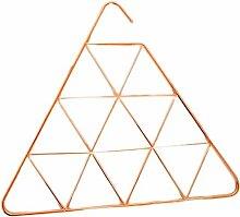 B Blesiya Dreieck Form Fotowand Gitter Wandgitter